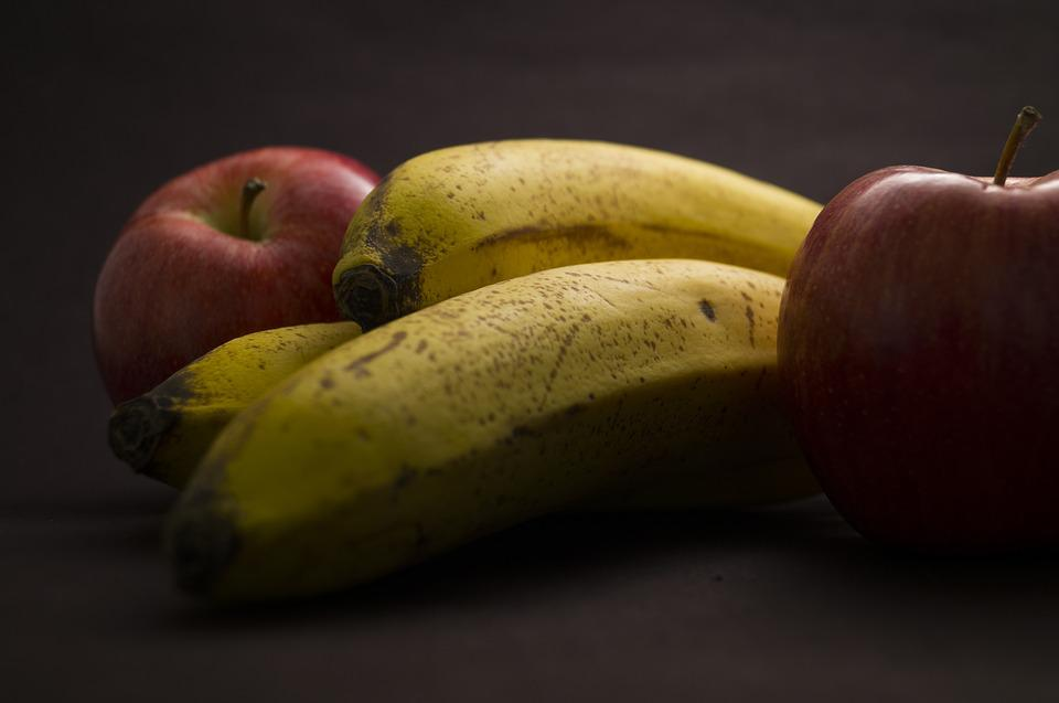 Image result for bananas and apples