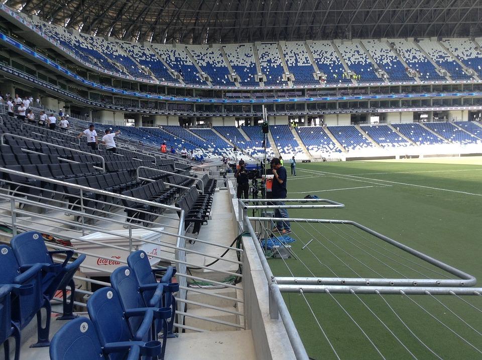 Stadium, Mty, Monterrey, Vacuum, Bbva, Bancomer