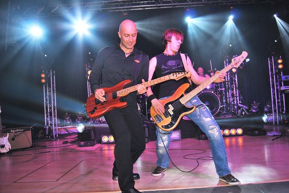 Concert, Music, Dance, Metal, Band, Guitar