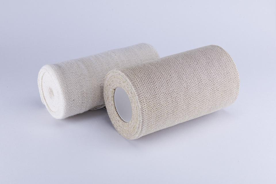 Bandage, Gauze, Treatment, Medical, Band-aid