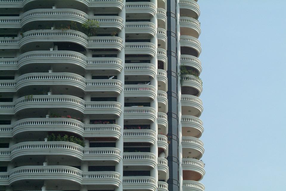 Bangkok, Thailand, Architecture, Asia, Skyscraper