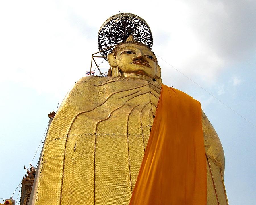 Buddhist Temples, Bangkok, Travel, Buddhism, Wat