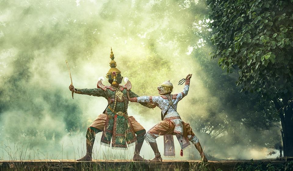 Asia, Dance, Bangkok, Cambodia, Clothing, Culture