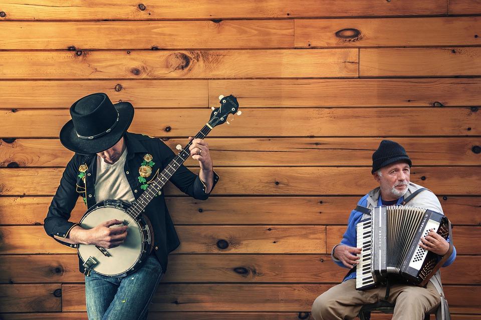 Musician, Song, Country, Banjo, Accordion, Ukulele