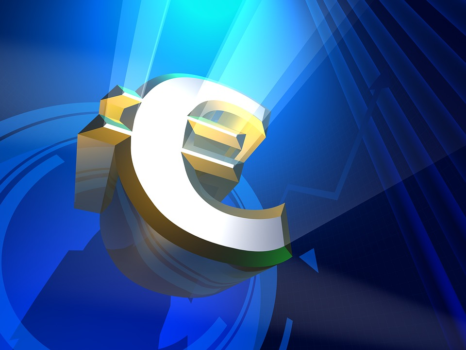 Euro, Symbol, Money, Business, Icon, Finance, Bank