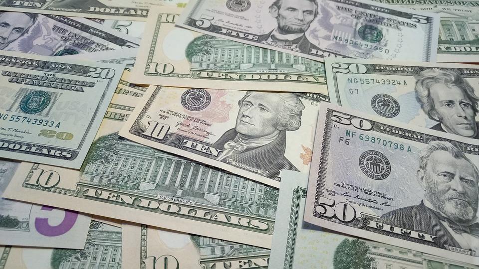 Money, Bank Note, Dollar, Us-dollar, Currency, Bills