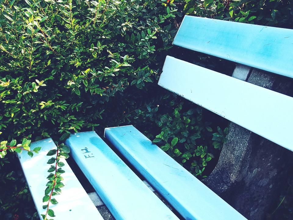 Bank, Nature, Rest, Seat, Bench, Landscape