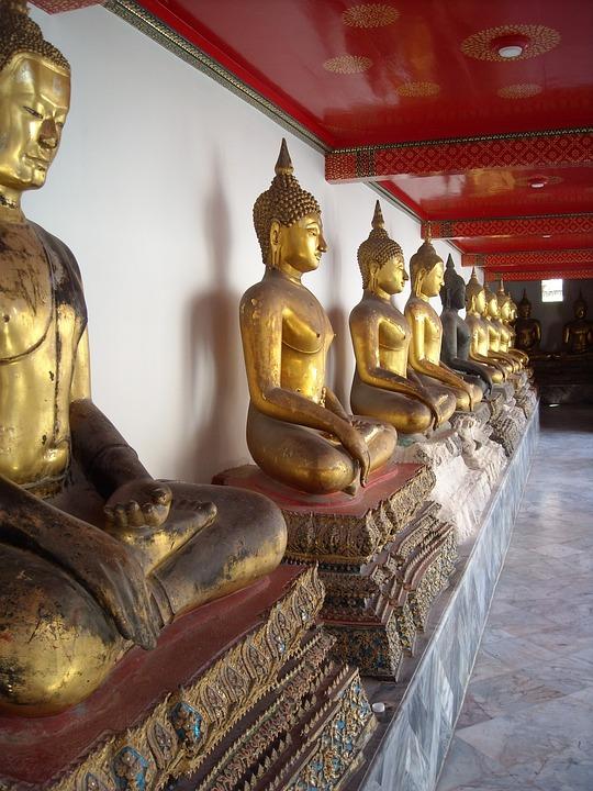 Royal Palace, Bank, Bangkok, Temple, Thailand, Palace