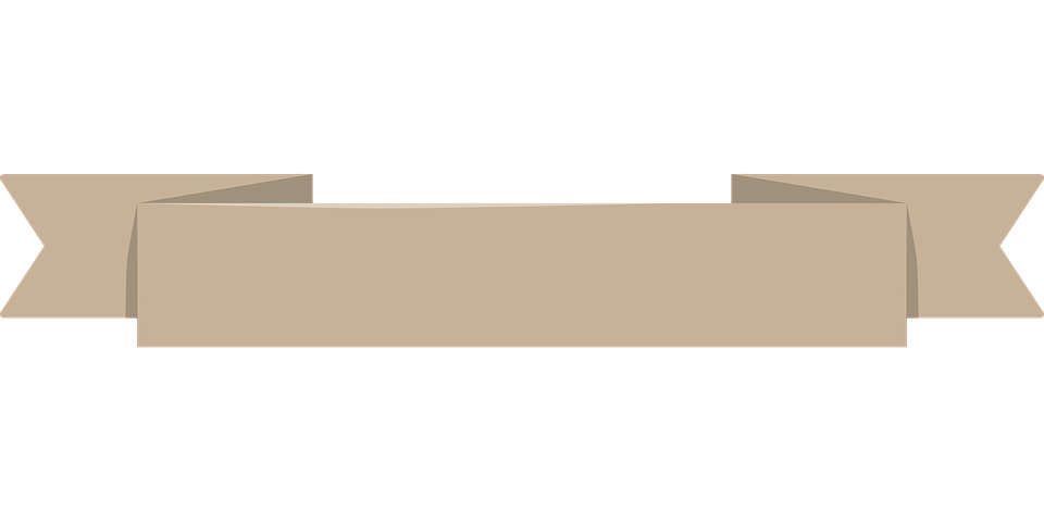 Ribbon, Tilted Down, Banner, Decoration, Label, Symbol
