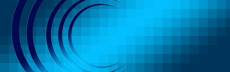 Banner, Header, Style, Course, Blue, Pattern, Lines