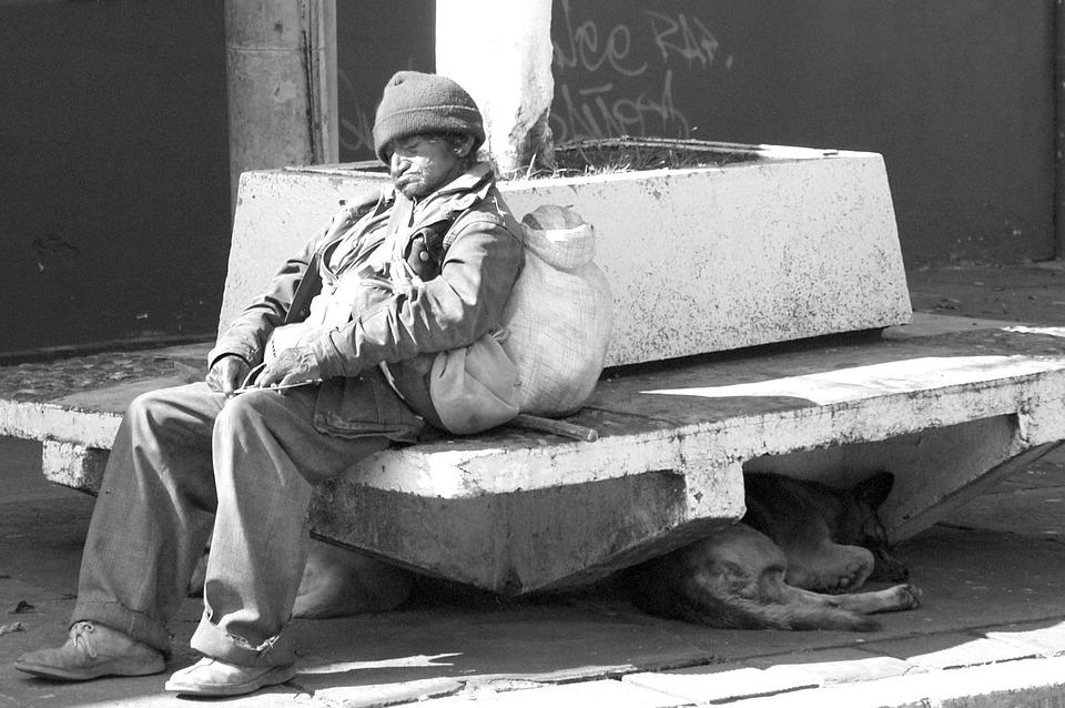 Ecuador, Banos Ecuador, Homeless, South America