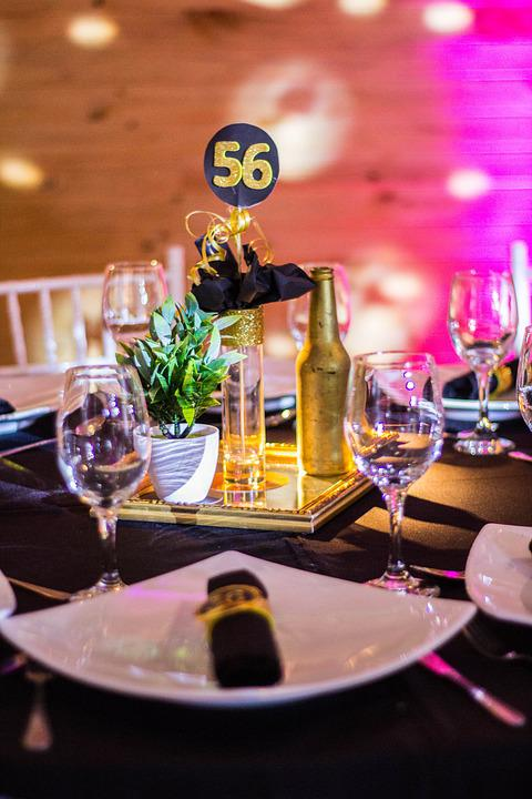 Event, Decoration, Celebration, Banquet, Festive