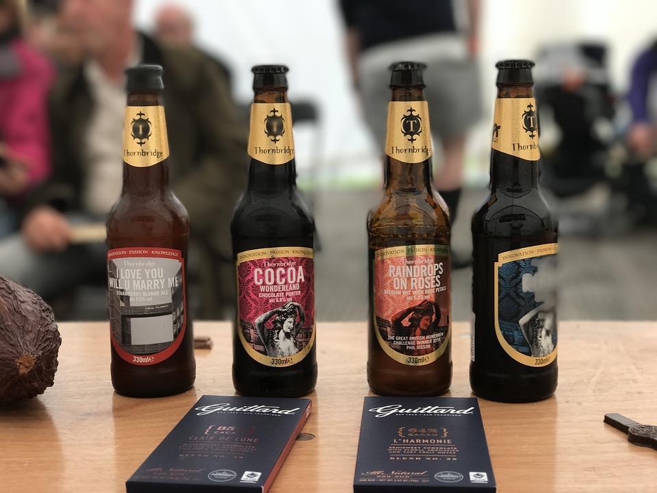 Craft Beer, Beer, Chocolate, Craft, Brewery, Bar, Drink