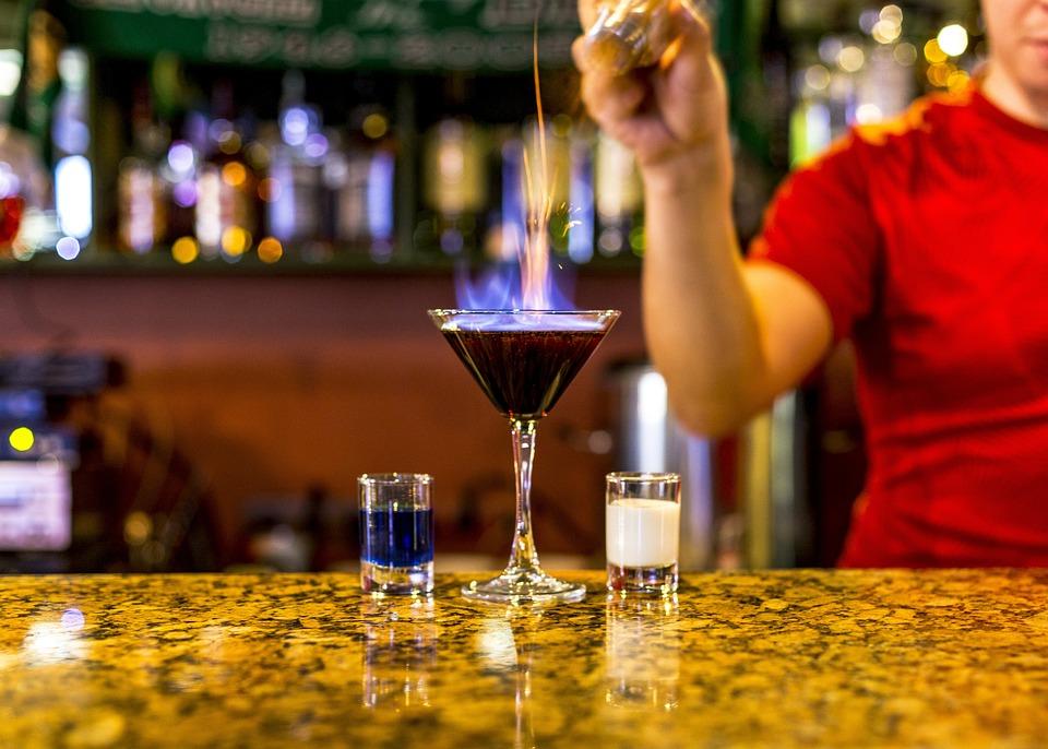 Night Life, Bar, Drink, Alcohol, Celebration