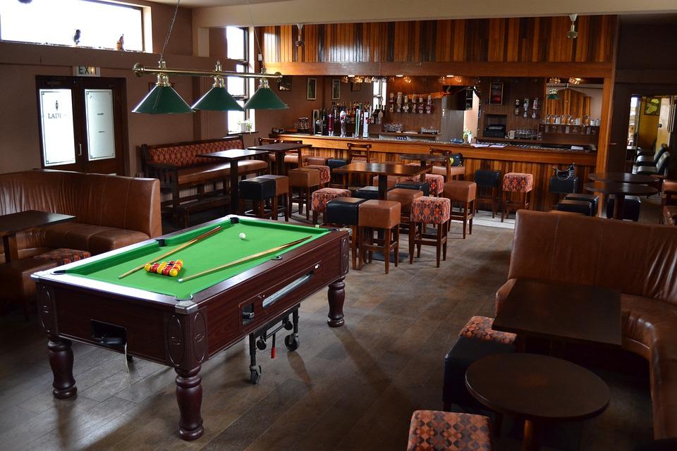 Free photo Bar Pool Table Pub Entertainment Max Pixel