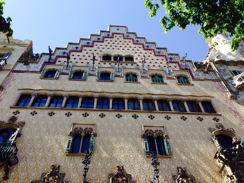 Barcelona, Architecture, Spain