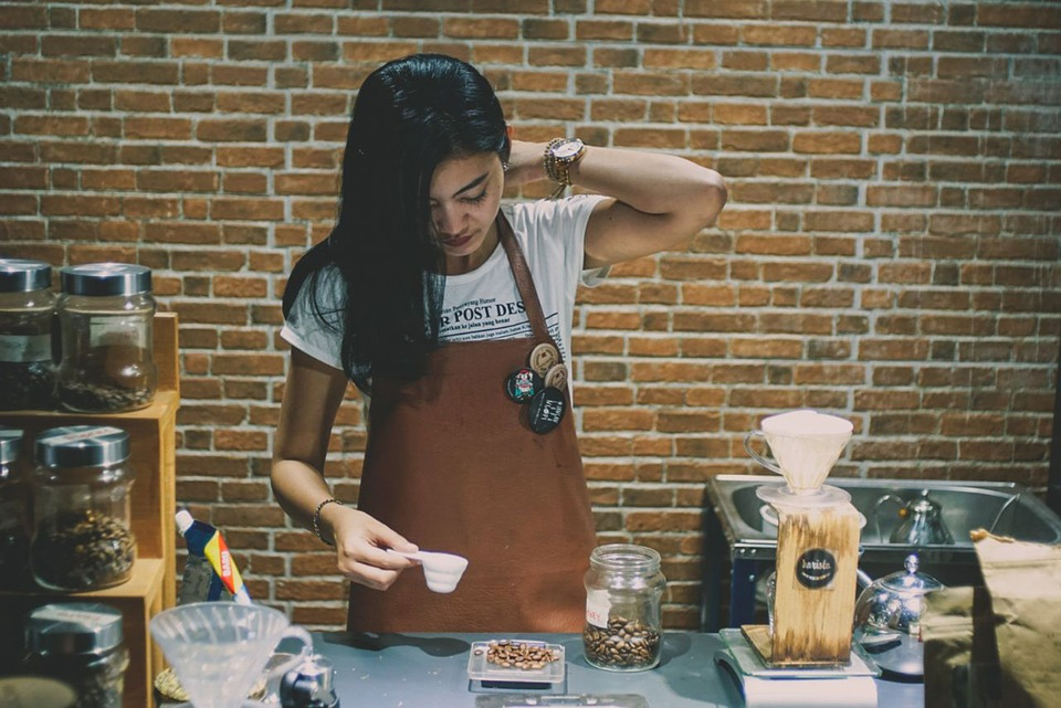 Coffee, Barista, Feminism, Cafe, Caffeine, Beverage