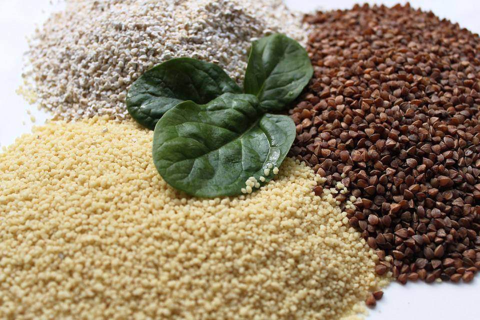 Couscous, Porridge, Barley