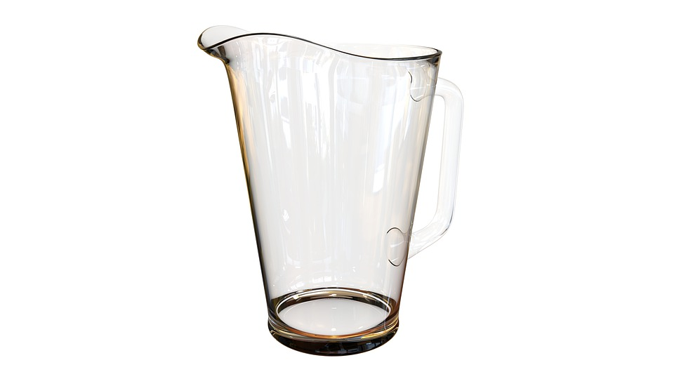 Jar, Container, Glass, Empty, Bar, Barman