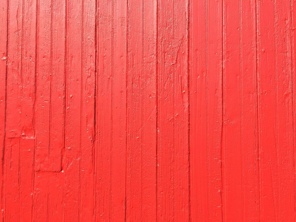 Vintage, Barn Paint, Red Paint