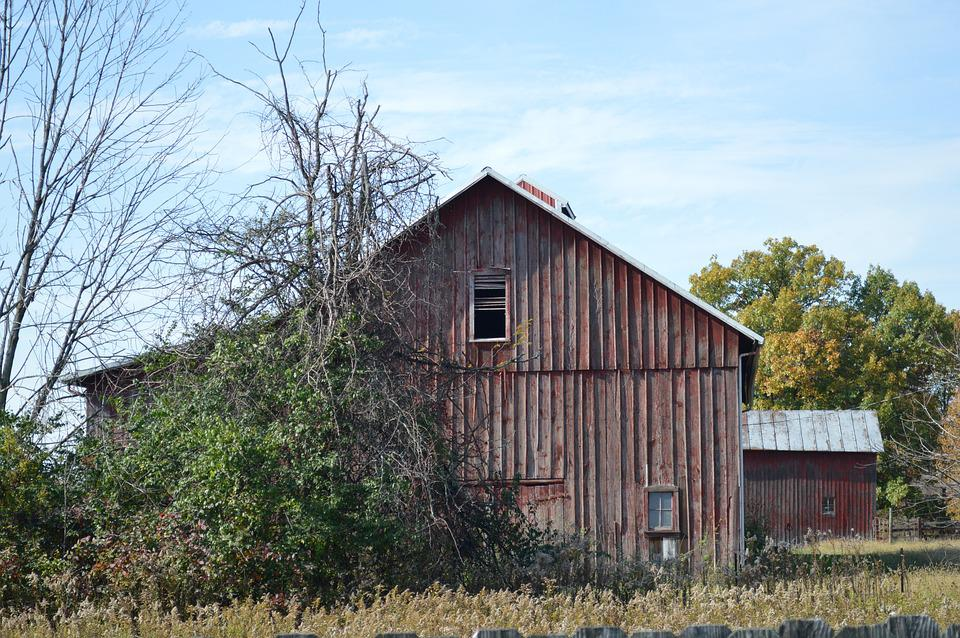 free photo barn rustic old barn red barn weathered barn wood max pixel