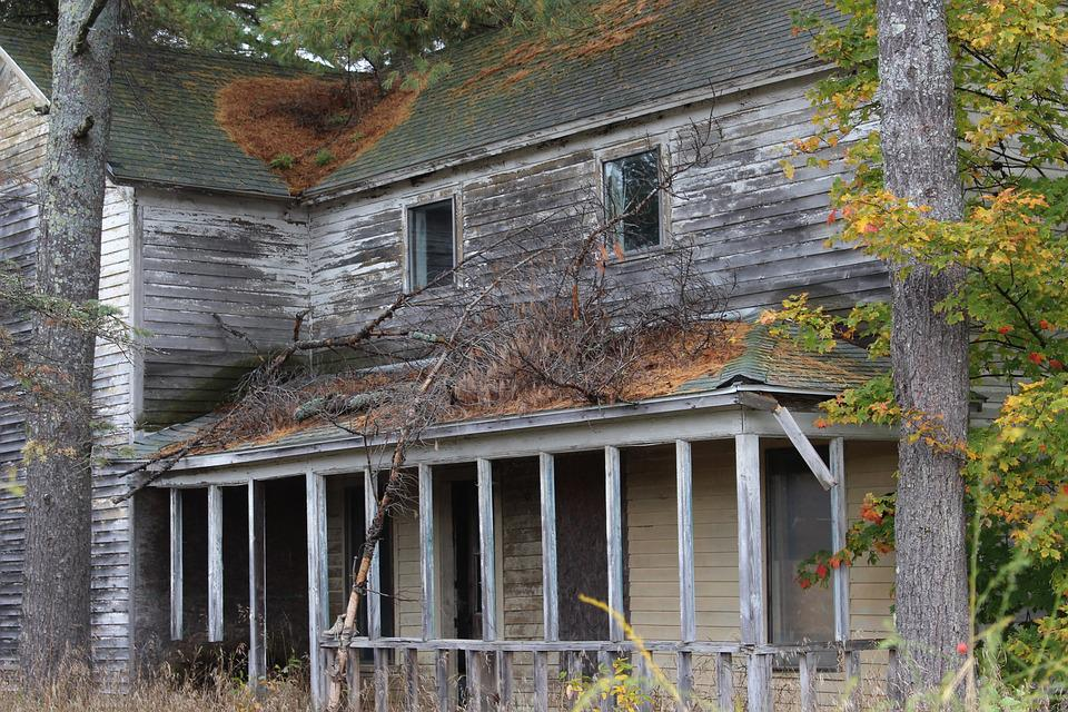 Barn, Old House, House, Wood, Home, Wooden, Rural