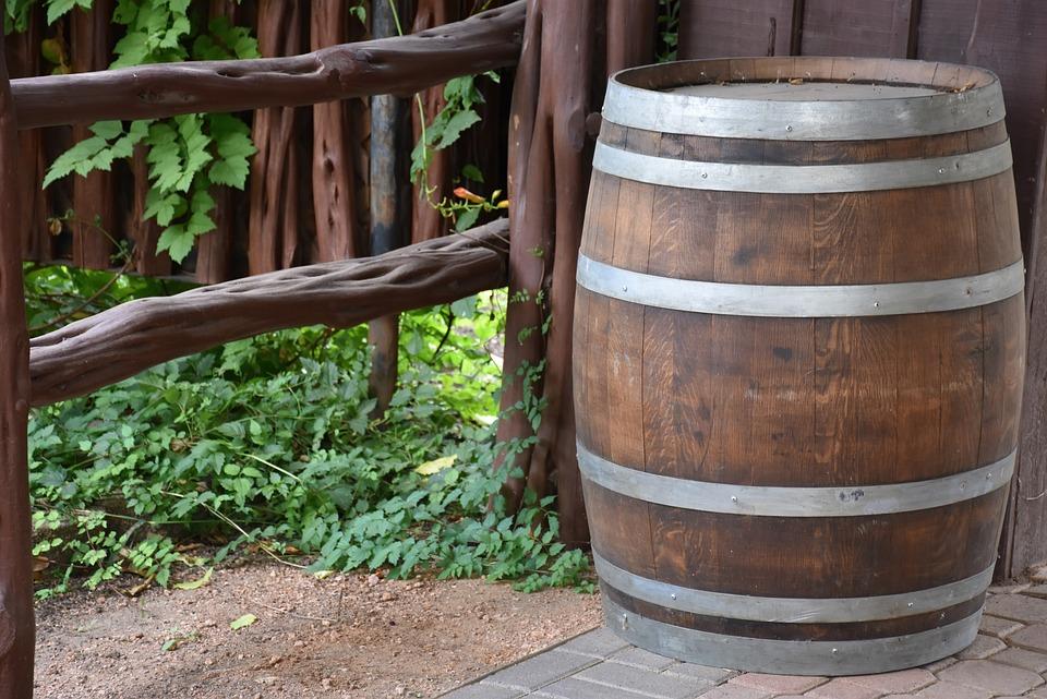Barrel, Storage, Container, Wood, Farm, Wine Barrel