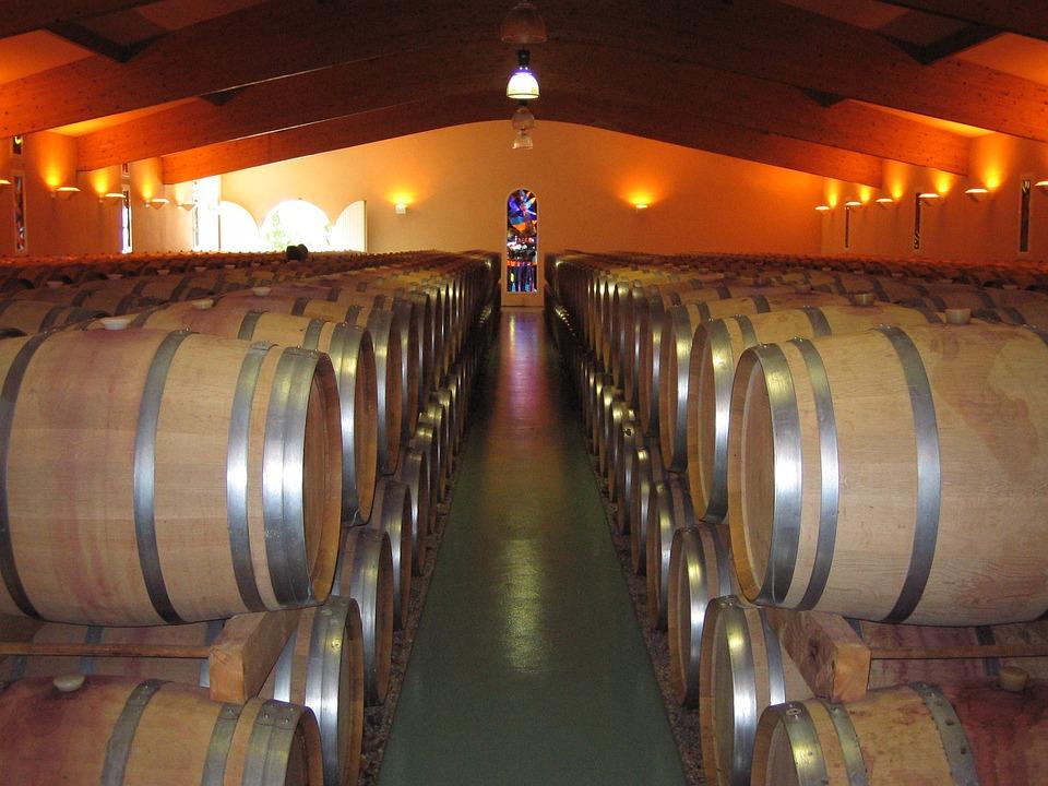 Wine, Keller, Barrels, Barrel, Wine Barrel, Cellar
