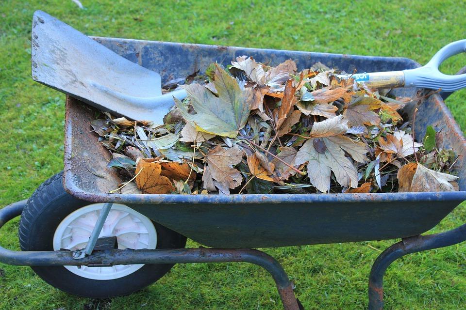 Wheelbarrow, Tools, Garden, Work, Equipment, Barrow