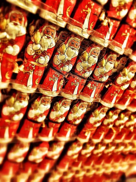 Santa Claus, Christmas, Man, Bart, Fig, Nicholas