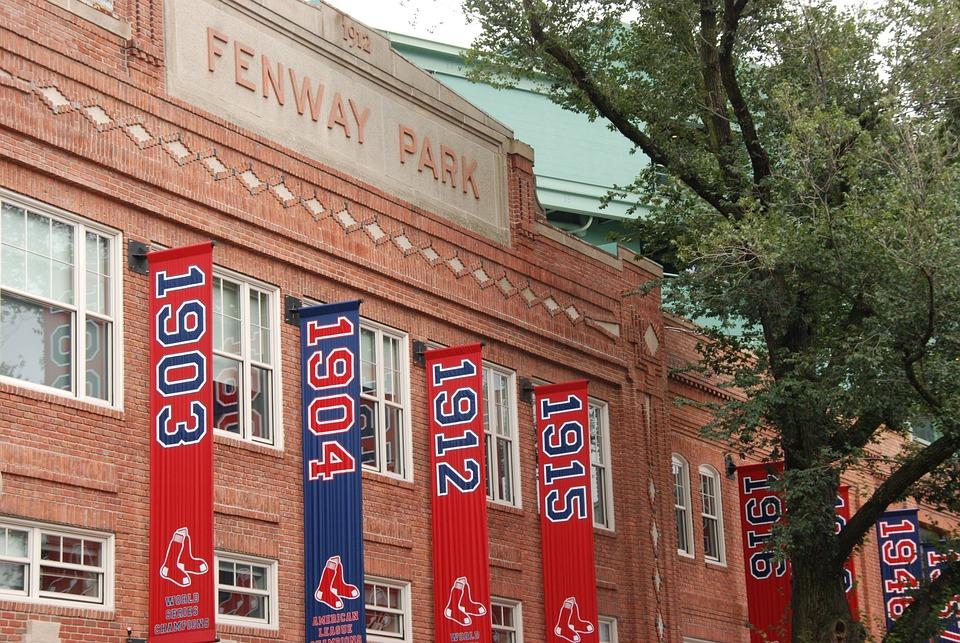 Sports, Baseball, America, Boston, Red Sox, Fenway Park
