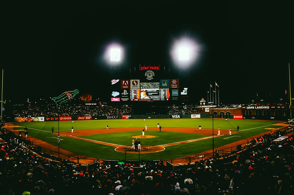 San Francisco, California, Giants, Baseball, At T Park