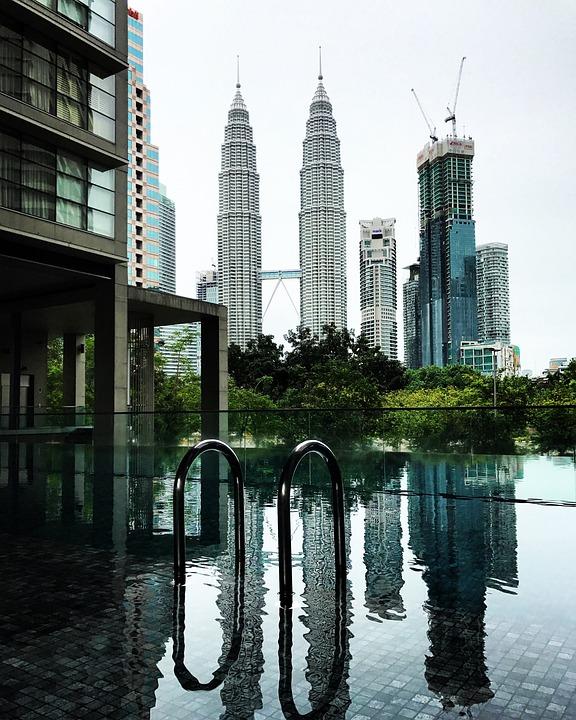 Bashniistroy, Petronas, Kualalumpur