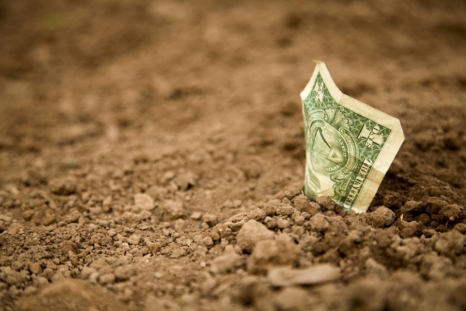 Us-dollar, Dollar, Dollar Bill, Banknote, Earth, Basic