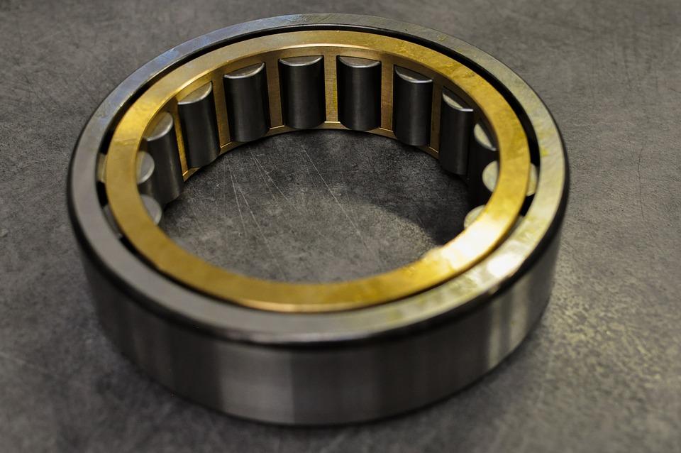 Bearing, Bearings, Basket Brass, Brass