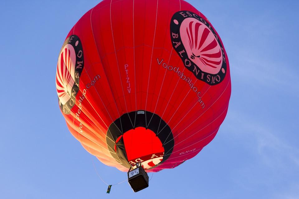 Hot Air Ballooning, Hot Air, Sky, Fly, Basket