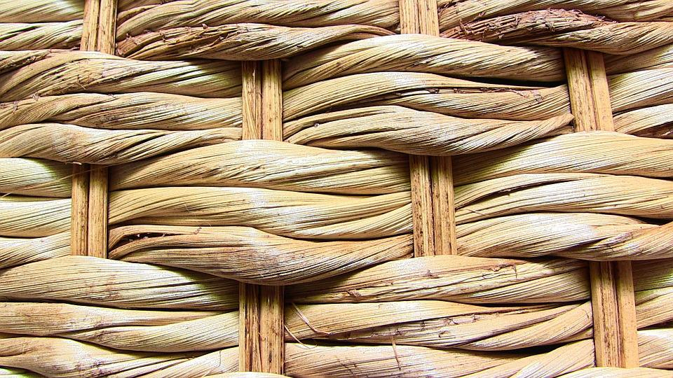 Basket, Background, Pattern, Texture, Braided