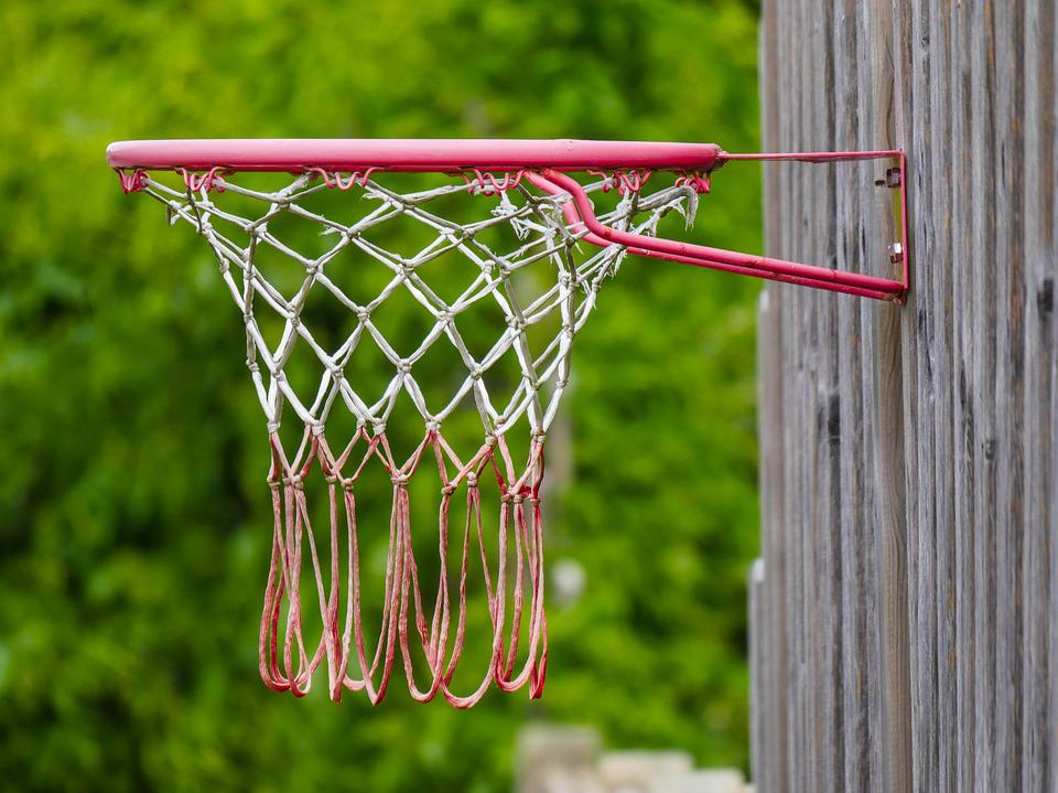 Basketball, Basket, Sport, Play, Leisure, Web, Dew