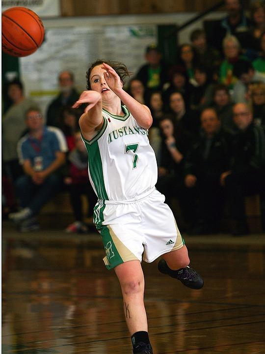 Basketball, Basketball Player, Girls Basketball, Sport