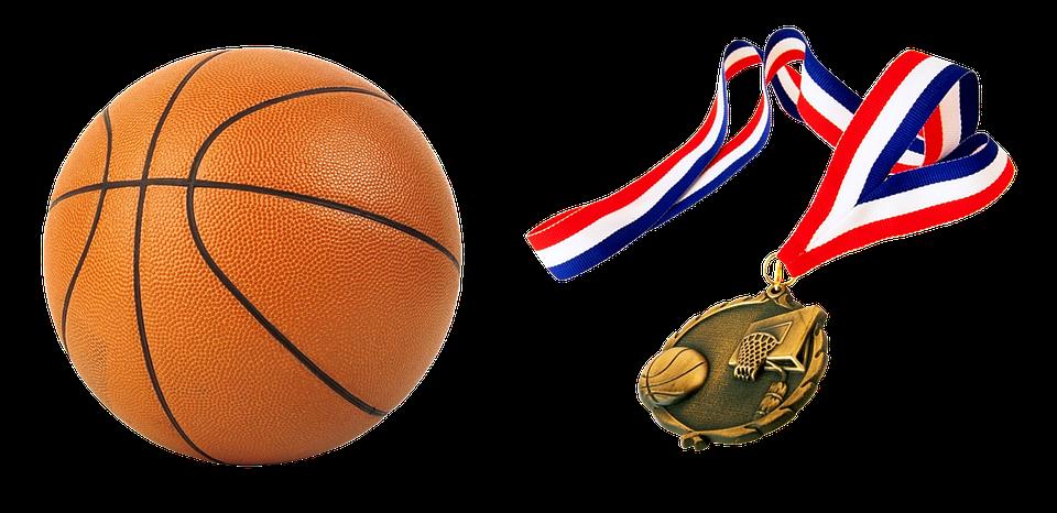 Ball, Basketball, Medal, Athletic Victory, Reward, Game