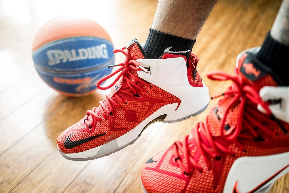 Shoes, Lebron, Nike, Spalding, Basketball, Nikeshoes