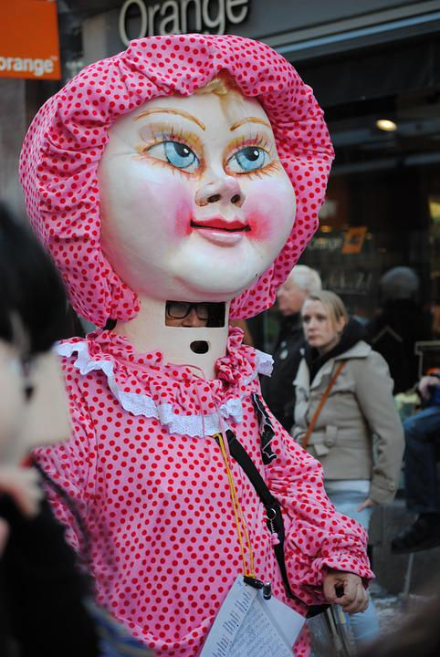 Mask, Carnival, Basler Fasnacht 2015