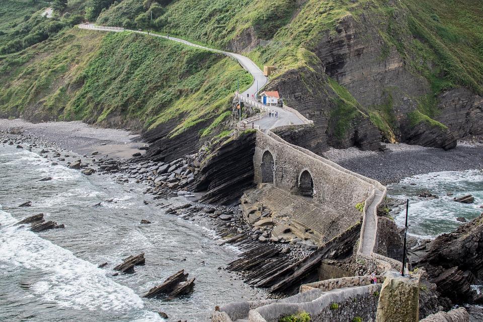 Landscape, Nature, Sea, Tourism, Basque Country