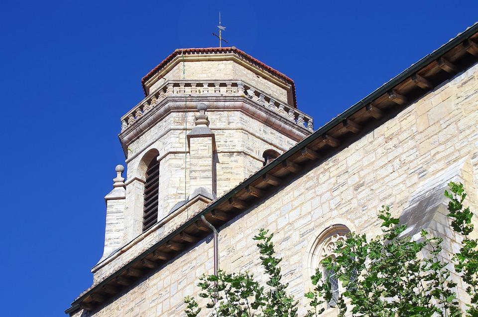 St-jean-de-luz, Basque Country, Church