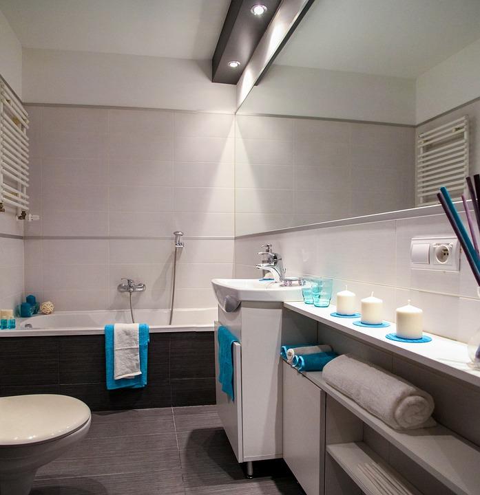 Free photo Bathroom Bath Sink Apartment Room Wc Mirror - Max Pixel