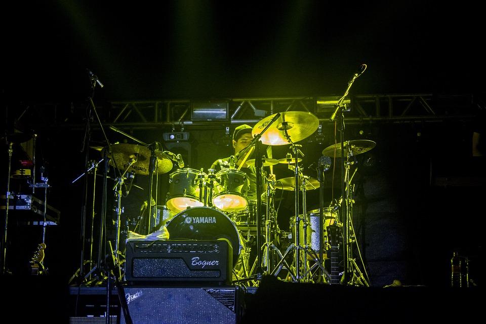 Drummer, Music, Battery, Musician, Instrument, Band