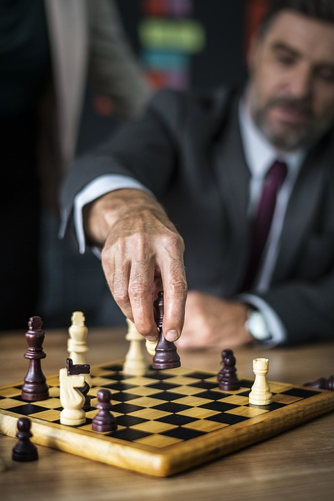 Achievement, Battle, Black, Board, Businessman, Chess