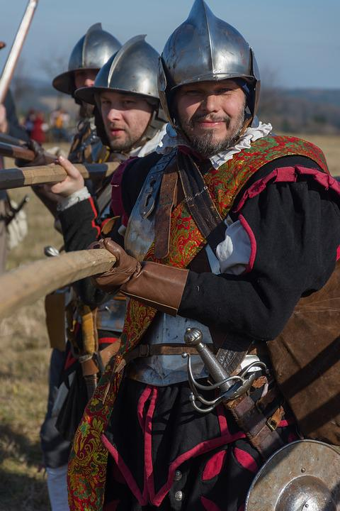 Pikanýr, Battle Of Jankau, Battle Re-enactment