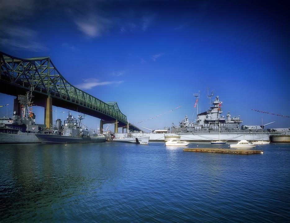 Battleship Cove, Battleships, Fall River, Massachusetts