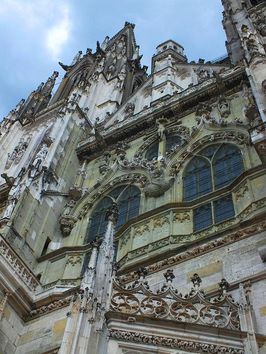 Regensburg, Dom, Germany, Bavaria, Castra Regina